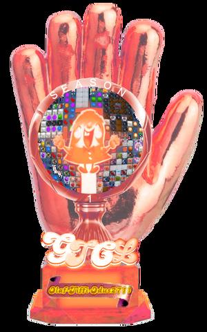 GTCL Season 1 Bronze Trophy