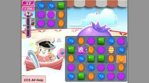 How to use the Frog in Candy Crush Saga