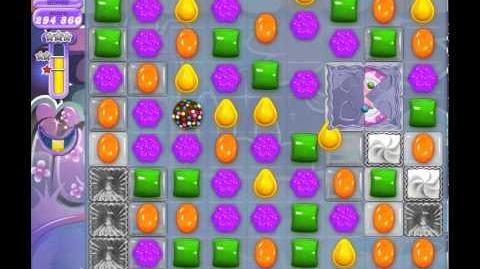 Candy Crush Saga Dreamworld Level 648 (No booster, 3 Stars)