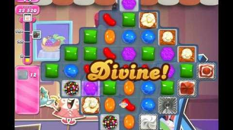 Candy Crush Saga Level 1976 ( New with 35 Moves ) No Boosters 2 Stars