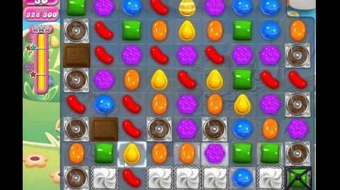 Candy Crush Saga Level 755 (No booster, 3 Stars)