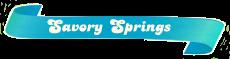 Savory-Springs