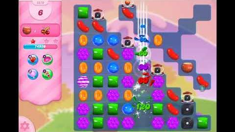 Candy Crush Saga - Level 2870 - with boosters