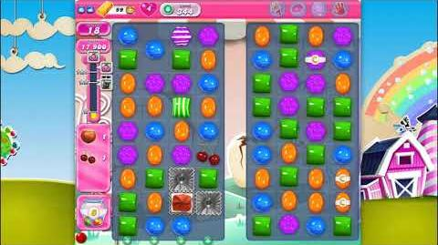 Candy Crush Saga - Level 344 - No boosters ☆☆☆