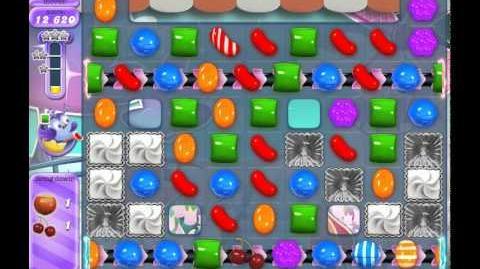 Candy Crush Saga Dreamworld Level 593 (No booster, 3 Stars)