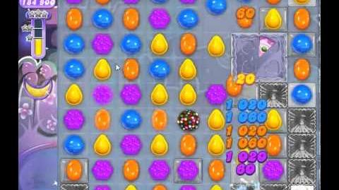 Candy Crush Saga Dreamworld Level 648 (Traumwelt)
