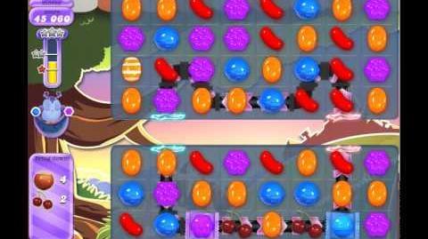 Candy Crush Saga Dreamworld Level 660 (No booster, 3 Stars)
