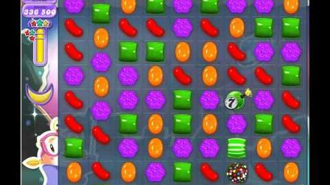 Candy Crush Saga Dreamworld Level 98 No Booster 3 Stars