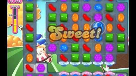 Candy Crush Saga Level 1445