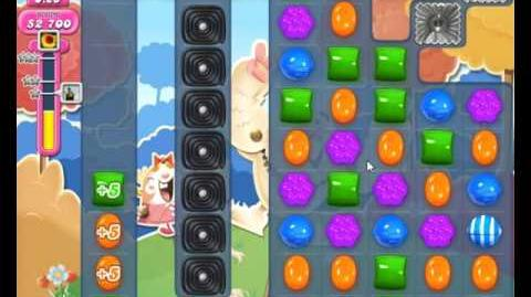 Candy Crush Saga Level 1694 NO BOOSTER (without spawning extra time candies + 60 seconds)