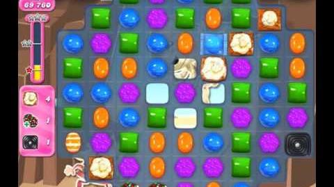 Candy Crush Saga Level 1851 - NO BOOSTERS