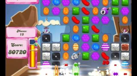 Candy Crush Saga Level 2161 NO BOOSTER (2nd Version + 3 Stars)