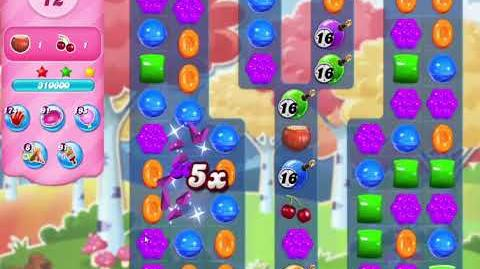Candy Crush Saga Level 3182 NO BOOSTERS