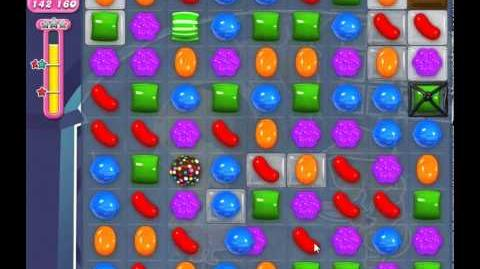 Candy Crush Saga Level 831