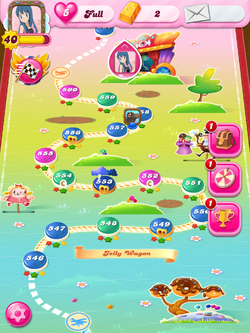 Jelly Wagon HTML5