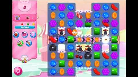 Candy Crush Saga - Level 3195 ☆☆☆