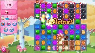 Candy Crush Saga - Level 4331 - No boosters ☆☆☆