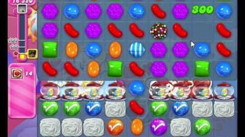 Candy Crush Saga LEVEL 2275 NO BOOSTERS (24 moves)