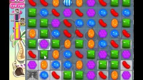 Candy Crush Saga Level 111 - 3 Star - no boosters