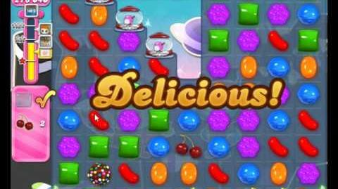 Candy Crush Saga Level 1876 NO BOOSTER (2nd Version)