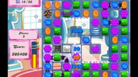 Candy Crush Saga Level 2648 (14 moves)