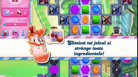 Candy Crush Saga Level 2954 NO BOOSTERS (second version)