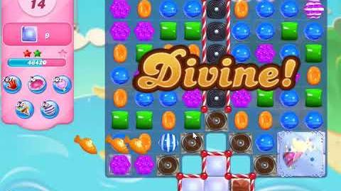 Candy Crush Saga Level 4036