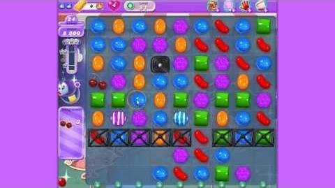 Candy Crush Saga DreamWorld level 81 3***
