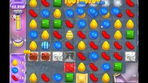 Candy Crush Saga Dreamworld Level 145 No Booster 3 Stars