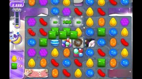 Candy Crush Saga Dreamworld Level 157 No Booster