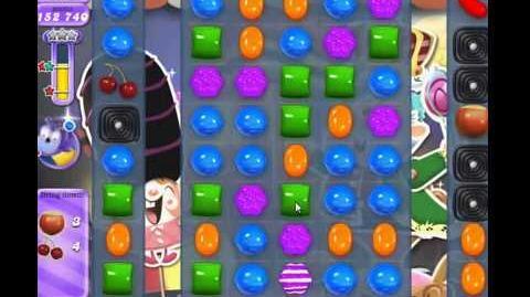 Candy Crush Saga Dreamworld Level 383-3