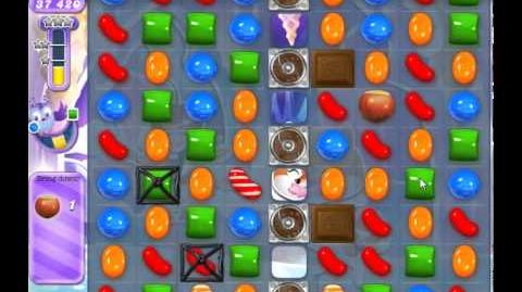 Candy Crush Saga Dreamworld Level 506 (Traumwelt)