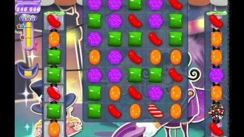 Candy Crush Saga Dreamworld Level 558 (No booster, 3 Stars)