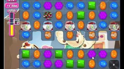 Candy Crush Saga LEVEL 2163 NO BOOSTERS (40 seconds)