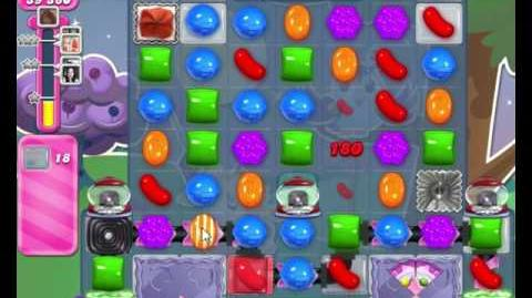 Candy Crush Saga LEVEL 2356 NO BOOSTERS (25 moves)
