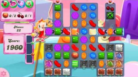 Candy Crush Saga LEVEL 2460 NO BOOSTERS (new version)