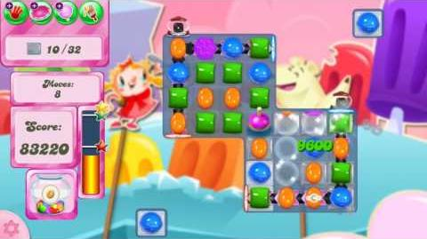 Candy Crush Saga LEVEL 2464 NO BOOSTERS
