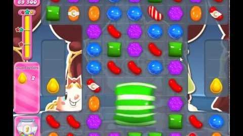 Candy Crush Saga Level 1111