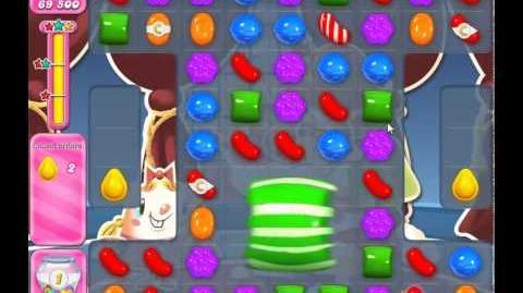 Candy Crush Saga Level 1111
