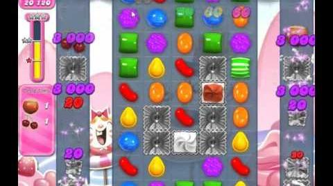 Candy Crush Saga Level 1492