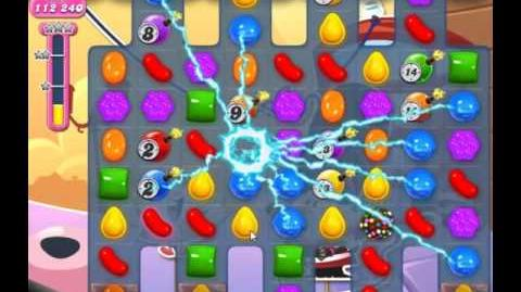 Candy Crush Saga Level 1845 - NO BOOSTERS