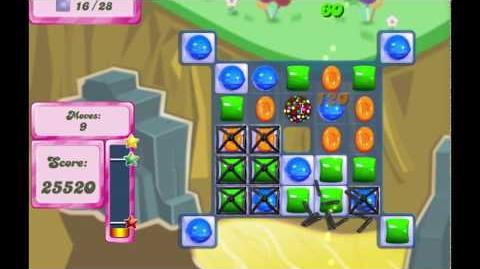 Candy Crush Saga Level 2588 NO BOOSTERS (12 moves)