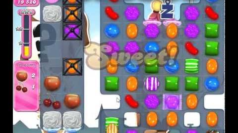 Candy Crush Saga Level 700