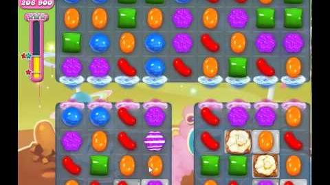 Candy Crush Saga Level 854