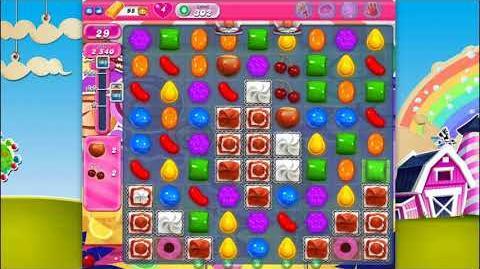 Candy Crush Saga - Level 302 - No boosters