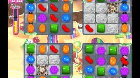Candy Crush Saga Level 1335