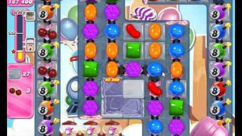 Candy Crush Saga Level 1708 NO BOOSTER (2nd Version)