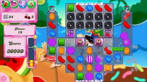 Candy Crush Saga Level 2514