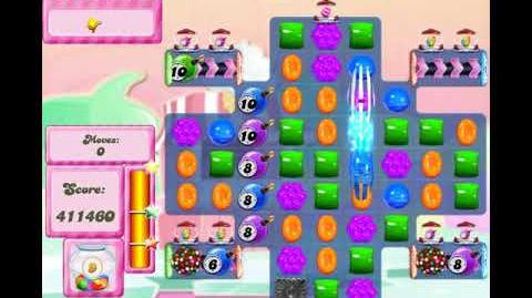 Candy Crush Saga Level 2807 NO BOOSTERS 3Star 2700plus Group Redesigned 151017