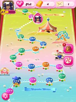 Cupcake Circus HTML5